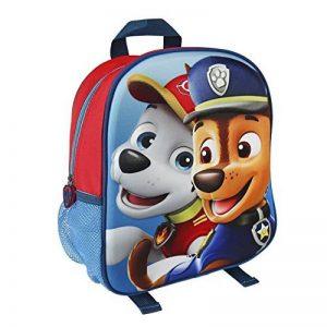 3d sac moyen en relief 31cm Paw Patrol Patrol Canine de la marque image 0 produit