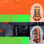50L/80L Travel Sac à dos, idéal pour Outdoor Sport, Randonnée, trekking, camping voyage, alpinisme. bergsteigta étanche Sche, reiseklettern Sac à dos, sac à dos, sac à dos de la marque image 5 produit