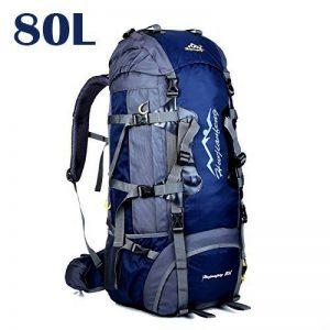 50L/80L Travel Sac à dos, idéal pour Outdoor Sport, Randonnée, trekking, camping voyage, alpinisme. bergsteigta étanche Sche, reiseklettern Sac à dos, sac à dos, sac à dos de la marque image 0 produit