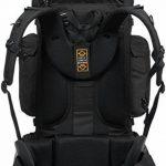 AmazonBasics Sac à dos de randonnée à armature intérieure avec housse de pluie de la marque AmazonBasics image 4 produit