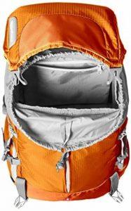 AmazonBasics Sac à dos pour appareil photo, Série Randonnée - Orange de la marque AmazonBasics image 3 produit