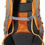 AmazonBasics Sac à dos pour appareil photo, Série Randonnée - Orange de la marque AmazonBasics image 5 produit