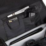 AmazonBasics Sacoche Gadget pour appareil photo reflex numérique et accessoires modèle M intérieur gris de la marque AmazonBasics image 4 produit