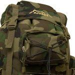 Andes - Sac à dos Ramada - pour voyage/randonnée/camping - XL - 120 L de la marque image 2 produit