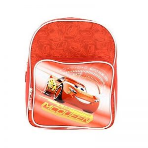 ATM - Cars Lightning MacQueen - Sac à Dos 30 cm - Pour Maternelles Moyennes et Grandes Sections de la marque image 0 produit