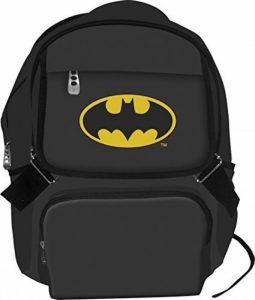 BATMAN GRAND SAC A DOS CARTABLE ECOLE, SPORT ET LOISIRS (BT-02) SUPER HEROS de la marque image 0 produit