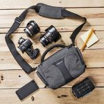 Baxxtar MODENA housse sac pour appareil photo SLR compact avec protection contre la pluie et bandoulière de la marque Baxxtar image 3 produit