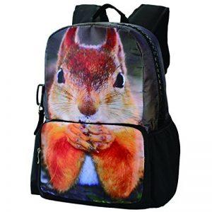 bistar Galaxy Motif Animal école sac à dos pour adolescents de la marque image 0 produit