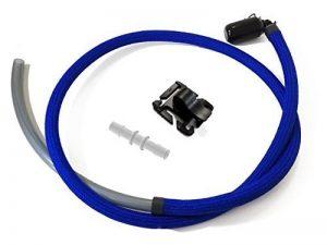 Bleu 122cm d'hydratation Boisson Tube de remplacement ou de Extender Kit pour l'eau vessie de la marque image 0 produit