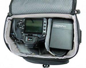 Bodyguard SLR M Sac photo pour body, 2objectifs pour Nikon D800D3200D3300D5100D5200D5300D5500D7000D7100D7200Canon EOS 1200D 1300D 700D 750D 760d de la marque Bodyguard image 3 produit