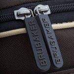 BRUBAKER 'Super Champion' - Série limitée - Sac à chaussures de ski, Sac casque, Sac à dos ski - Brun foncé Sable de la marque Brubaker image 3 produit