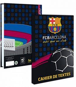 Cahier de texte Barça 2016/17 - Collection officielle FC BARCELONE - Rentrée scolaire - Football FC Barcelona de la marque image 0 produit