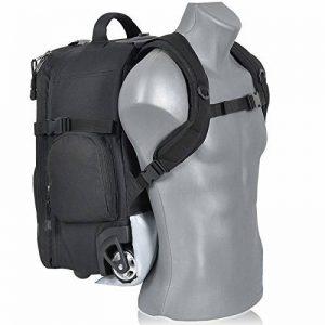 CAMBAG ses nombreuses s-xL sac à dos pour appareil photo réflex et pour les caméscopes et accessoires-au choix, noir (Noir) - 75600400 de la marque Cambag image 4 produit