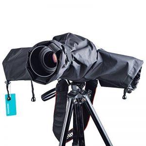 Caméra Couverture Anti-Pluie - Meersee Housse Protection Imperméable pour Canon, Nikon,DSLR Reflex de la marque Meersee image 0 produit