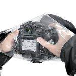 Caméra Couverture Anti-Pluie - Meersee Housse Protection Imperméable pour Canon, Nikon,DSLR Reflex de la marque Meersee image 1 produit