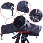Caméra Couverture Anti-Pluie - Meersee Housse Protection Imperméable pour Canon, Nikon,DSLR Reflex de la marque Meersee image 3 produit
