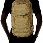 Camouflage Militaire Armee Sac e dos US assault pack 20L MOLLE de la marque Miltec image 3 produit