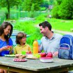 Campingaz Backpack Sac à dos isotherme Bleu Foncé 14 L de la marque Campingaz image 1 produit