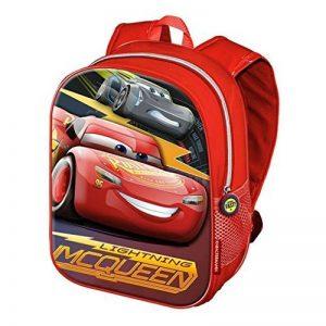 Cars Sac à dos relief Cars 30 cm de la marque image 0 produit