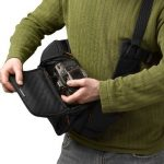 Case Logic - SLRC205 - Sac à dos épaule pour appareil photo reflex - Bretelle ajustable - Noir/orange de la marque Case Logic image 6 produit