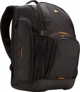 Case Logic SLRC206 Sac à dos semi-rigide pour appareil photo reflex, Ordinateurs portables 16 pouces et le MacBook Pro 17 pouces (Noir) de la marque Case Logic image 0 produit