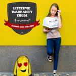 Cordon Emoji sac à dos sac pour les enfants et les adolescents - Garçons et filles, sac de sport / Party Favors, Set de 6 de la marque Kompanion image 6 produit
