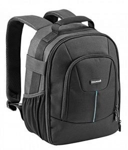 Cullmann Panama BackPack 200 Sac à dos bandoulière pour Equipement d'appareil photo réflex numérique 220 x 300 x 125 - Noir de la marque Cullmann image 0 produit