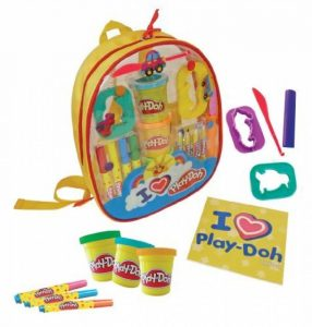 D'Arpeje - CPDO012 - Kit de Loisir Créatif - Play Doh - Mon Sac à Dos Récréatif de la marque image 0 produit