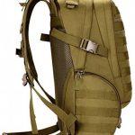 DCCN 25L Sac à dos Escalade Tactique Militaire pour Randonnée Camping Trekking Camouflage Excursion Sac de Bandoulière à Dos Montagne de la marque DCCN image 1 produit