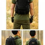 DCCN 25L Sac à dos Escalade Tactique Militaire pour Randonnée Camping Trekking Camouflage Excursion Sac de Bandoulière à Dos Montagne de la marque DCCN image 6 produit