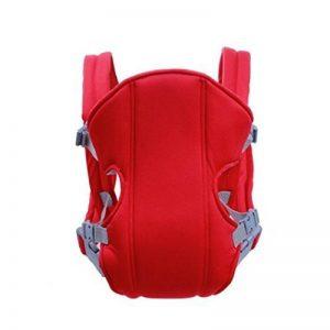 DE'LANCI Respirable Multifonction Porte-bébé, Réglable Antérieur Confortable Sangle de la marque DE'LANCI image 0 produit