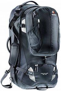 Deuter Traveller Sac à dos Noir/Argent 70 L de la marque Deuter image 0 produit