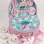 Dinette Fée en porcelaine - Set de Pique-nique 32 pièces pour enfants - Lucy Locket de la marque image 6 produit