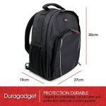 DURAGADGET Sac à dos en Nylon et résistant à l'eau pour appareils photos Nikon D5000, D5100, D3100, D600, D800, D3200, Coolpix L330, D5300, D3300 + protège pluie BONUS de la marque Duragadget image 1 produit