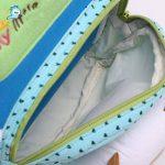 E-Bestar Mignons Animal Dessin de Sac à Dos Pour 2 à 6 Ans des Garçons et Filles Maternelle Cartable Crêpe de Coton Sac à Dos Enfant de la marque E-Bestar image 5 produit
