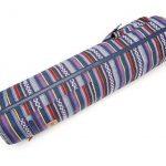 Elenture – Sac de transport zippé pour tapis d'exercice et de yoga avec poches de rangement multifonctions de la marque image 2 produit