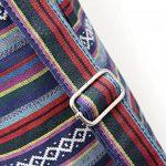 Elenture – Sac de transport zippé pour tapis d'exercice et de yoga avec poches de rangement multifonctions de la marque image 6 produit