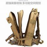 Eyourlife Sac à Dos Tactique 40L Sac de Randonnée Backpacks Multifonctionnel Camouflage Militaire Sac d'Alpinisme Camping Voyage Sac Classique 40L RFID Blocage de la marque image 6 produit