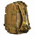 Eyourlife Sac à Dos Tactique 40L Sac de Randonnée Backpacks Multifonctionnel Camouflage Militaire Sac d'Alpinisme Camping Voyage Sac Classique 40L RFID Blocage de la marque Eyourlife image 3 produit