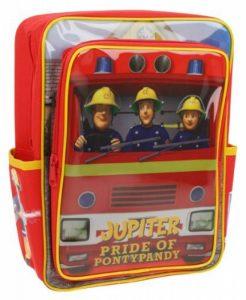 Fireman Sam Sac à dos Sam le pompier de la marque image 0 produit
