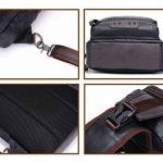 FreeMaster Petit sac à dos de sport à bandoulière en simili cuir Idéal pour randonnée/camping/VTT de la marque FreeMaster image 6 produit