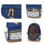 Fresion grand capacité Toile sac à dos pour Université scolaire Pour Hommes et Femmes Adaptateur 14 portable de la marque Fresion image 2 produit