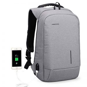 Fresion Laptop Backpack 15.6'' Waterproof Anti Theft Bag Multipurpose College Rucksack Business Daypack for Men Women de la marque Fresion image 0 produit