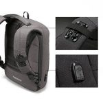 Fresion Laptop Backpack 15.6'' Waterproof Anti Theft Bag Multipurpose College Rucksack Business Daypack for Men Women de la marque Fresion image 2 produit