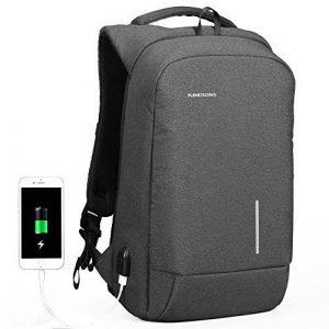 Fresion Laptop Backpack 15.6'' Waterproof Anti Theft Bag Multipurpose College Rucksack Business Daypack for Men Women de la marque image 0 produit