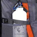 FuXing De Plein Air Sac à Dos Pour 40L, En Nylon Imperméable Matériel ,Camping Sac Utilisé Pour D'escalade Le Ski Randonnée Pédestre Randonnée à Vélo Et Trekking de la marque image 3 produit