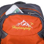 FuXing De Plein Air Sac à Dos Pour 40L, En Nylon Imperméable Matériel ,Camping Sac Utilisé Pour D'escalade Le Ski Randonnée Pédestre Randonnée à Vélo Et Trekking de la marque image 4 produit