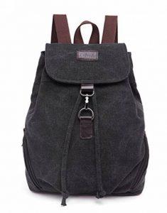 Genda 2Archer Vintage Designs Femmes Toile Sac à dos sac de loisirs à la mode de la marque Genda 2Archer image 0 produit