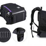 Goin Sac à dos pour appareil photo sac à dos pour appareil photo DSLR SLR Sac pour Appareil photo avec sangle pour Trépied pour Canon Nikon Sony Olympus Pentax et etc. de la marque Pbreack image 3 produit