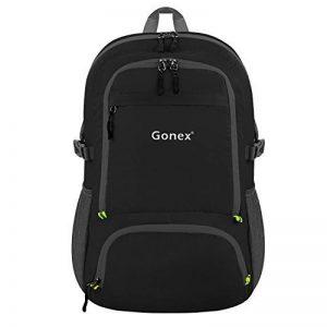 Gonex® Sac à dos de sport Ultra-Léger/Sac imperméable/Sac pliable - Pour camping, randonnée,voyage,fitness Sac étanche 30L de la marque image 0 produit